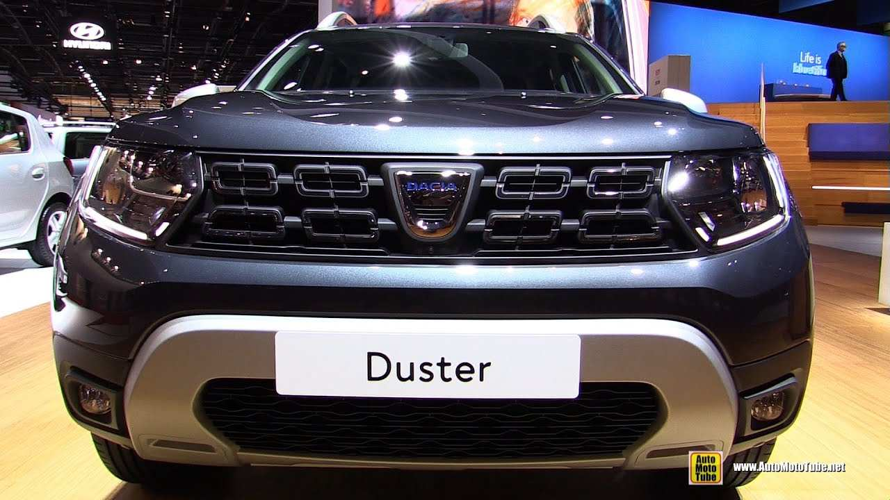 13 A Dacia Duster 2019 Interior Redesign