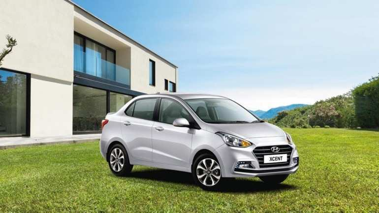 13 A Hyundai Xcent 2020 Speed Test