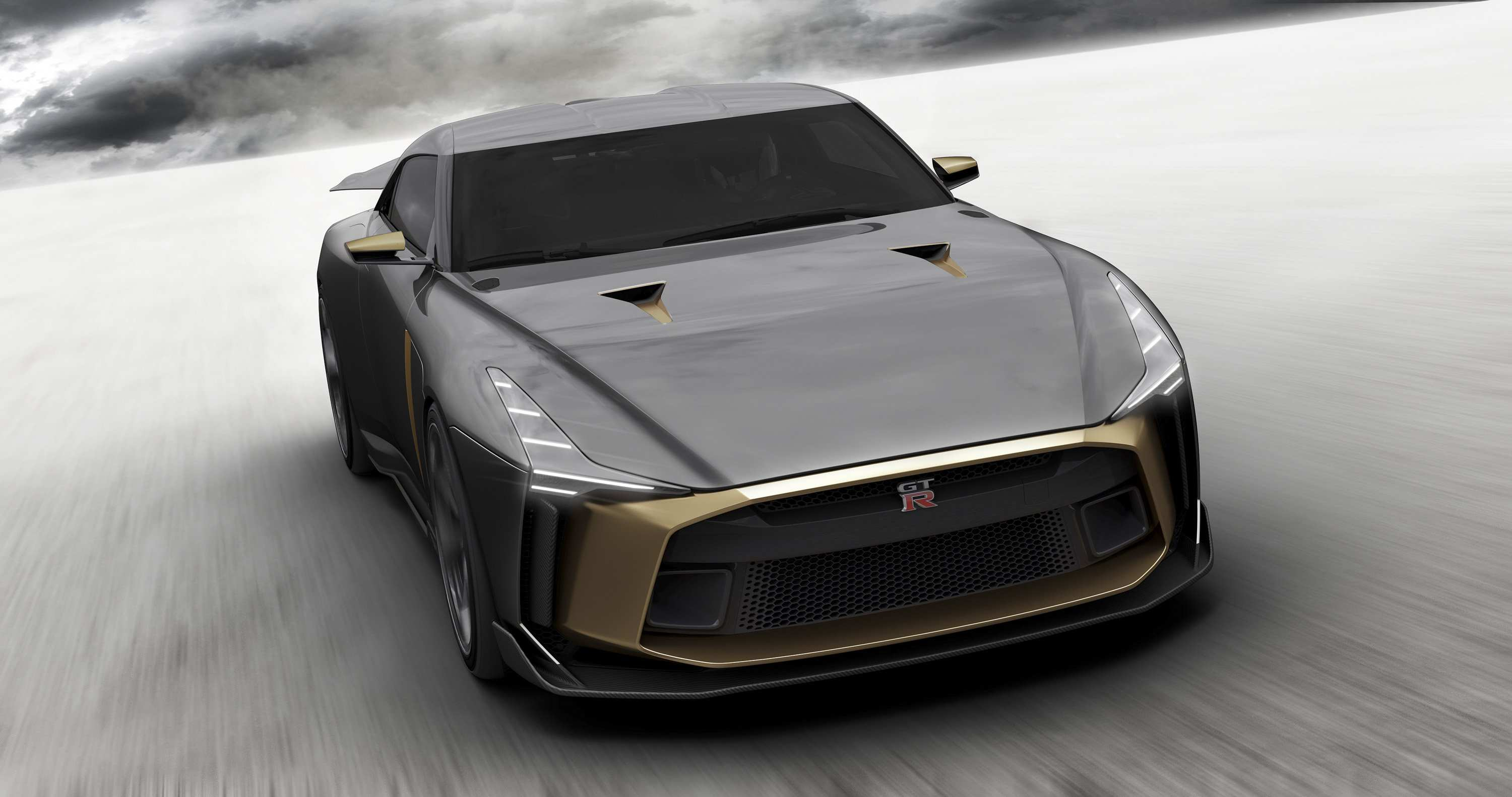 13 A Nissan Gtr R36 2020 Performance