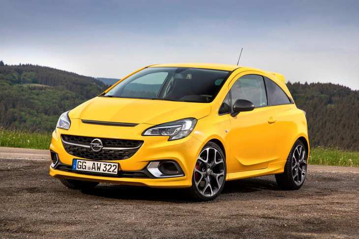 13 A Opel Gsi 2020 Reviews