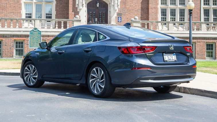 13 All New 2019 Honda Insight Review Performance And New Engine