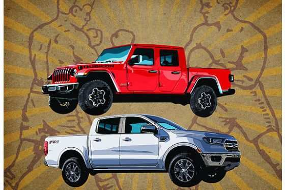 13 All New 2019 Jeep Truck News Concept and Review