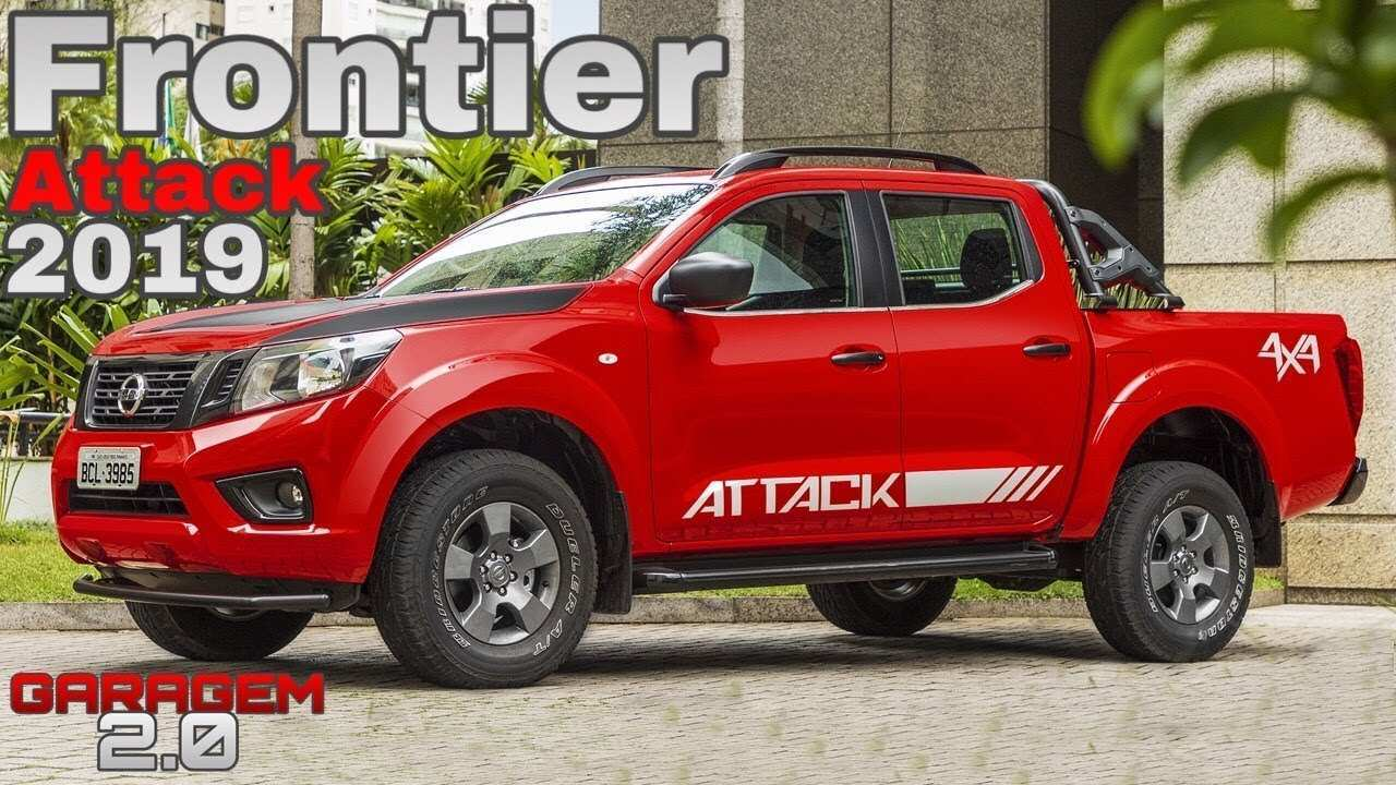 13 All New 2019 Nissan Frontier Attack Exterior And Interior
