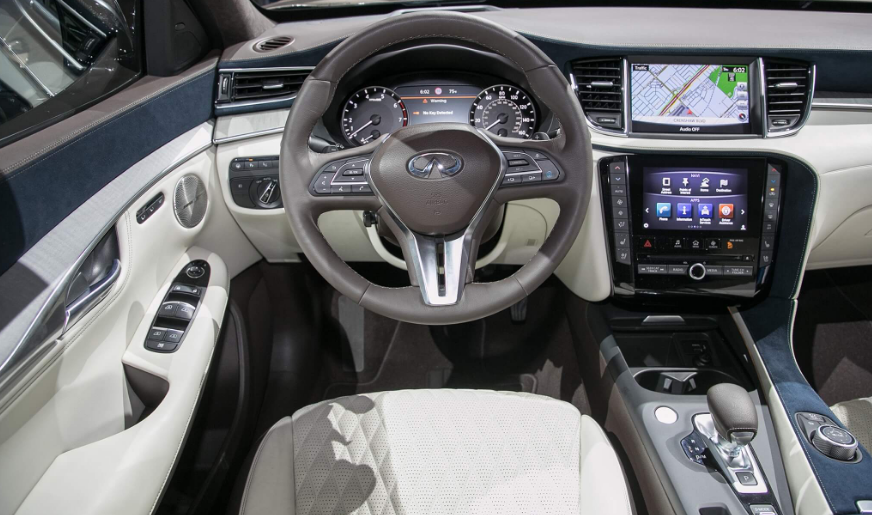 13 All New 2020 Infiniti Interior Style