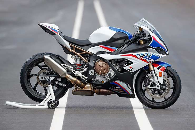 13 All New Bmw S1000Rr 2020 Engine