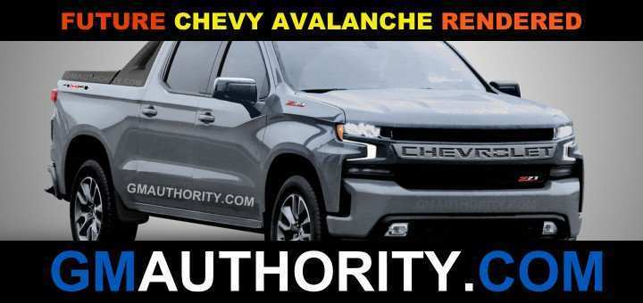 13 All New Chevrolet Avalanche 2020 Redesign And Review