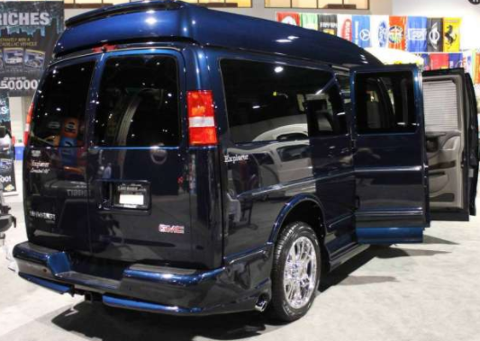 13 All New Gmc Van 2020 Review