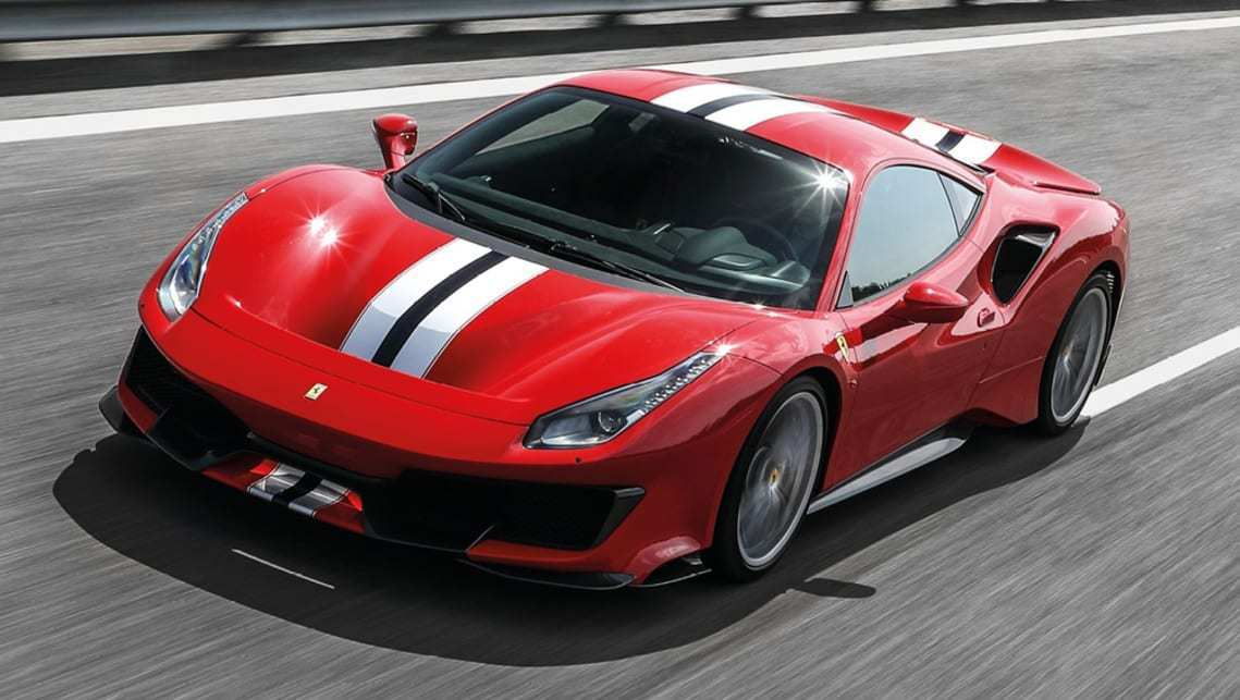 13 Best 2019 Ferrari 488 Pista New Model And Performance