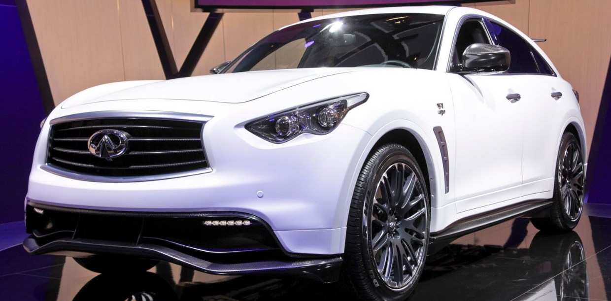 13 Best 2019 Infiniti Fx50 Interior