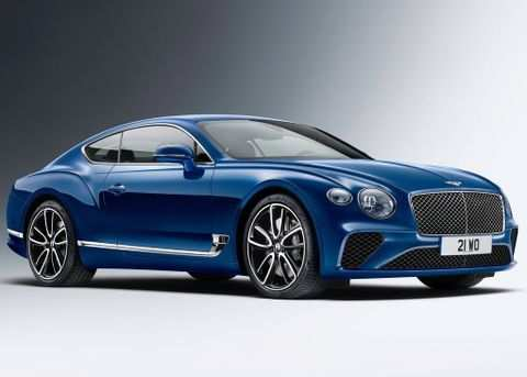 13 New 2019 Bentley Continental Gt V8 First Drive