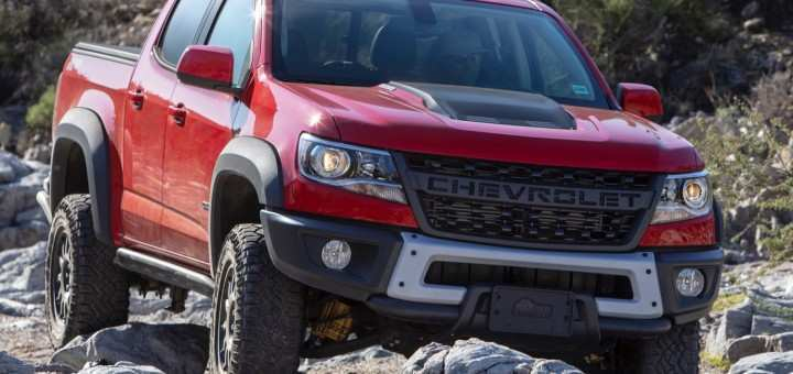 13 New 2020 Chevrolet Colorado Updates Interior