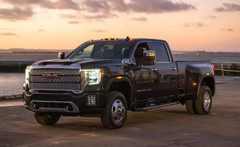 13 New 2020 Gmc 2500 Engine