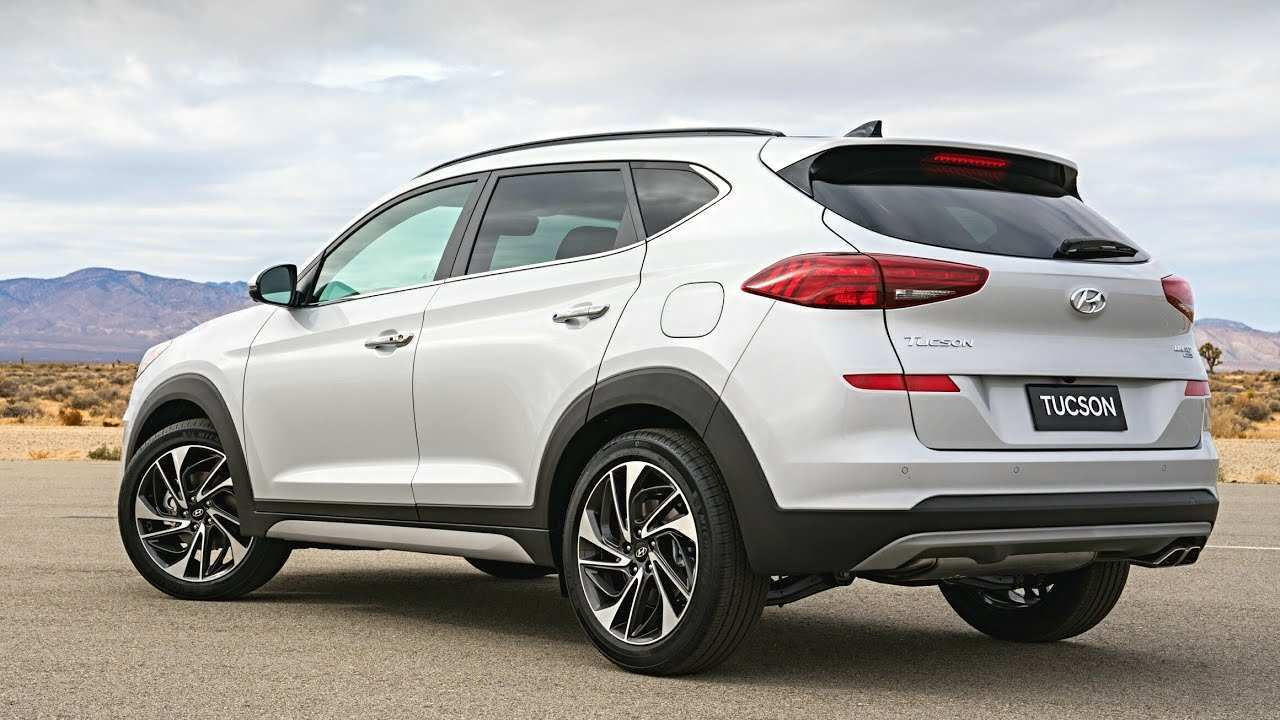 13 New New Hyundai Tucson 2020 Youtube Pictures