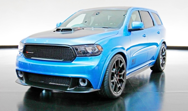 13 The 2019 Dodge Durango Srt Release Date Redesign And Concept