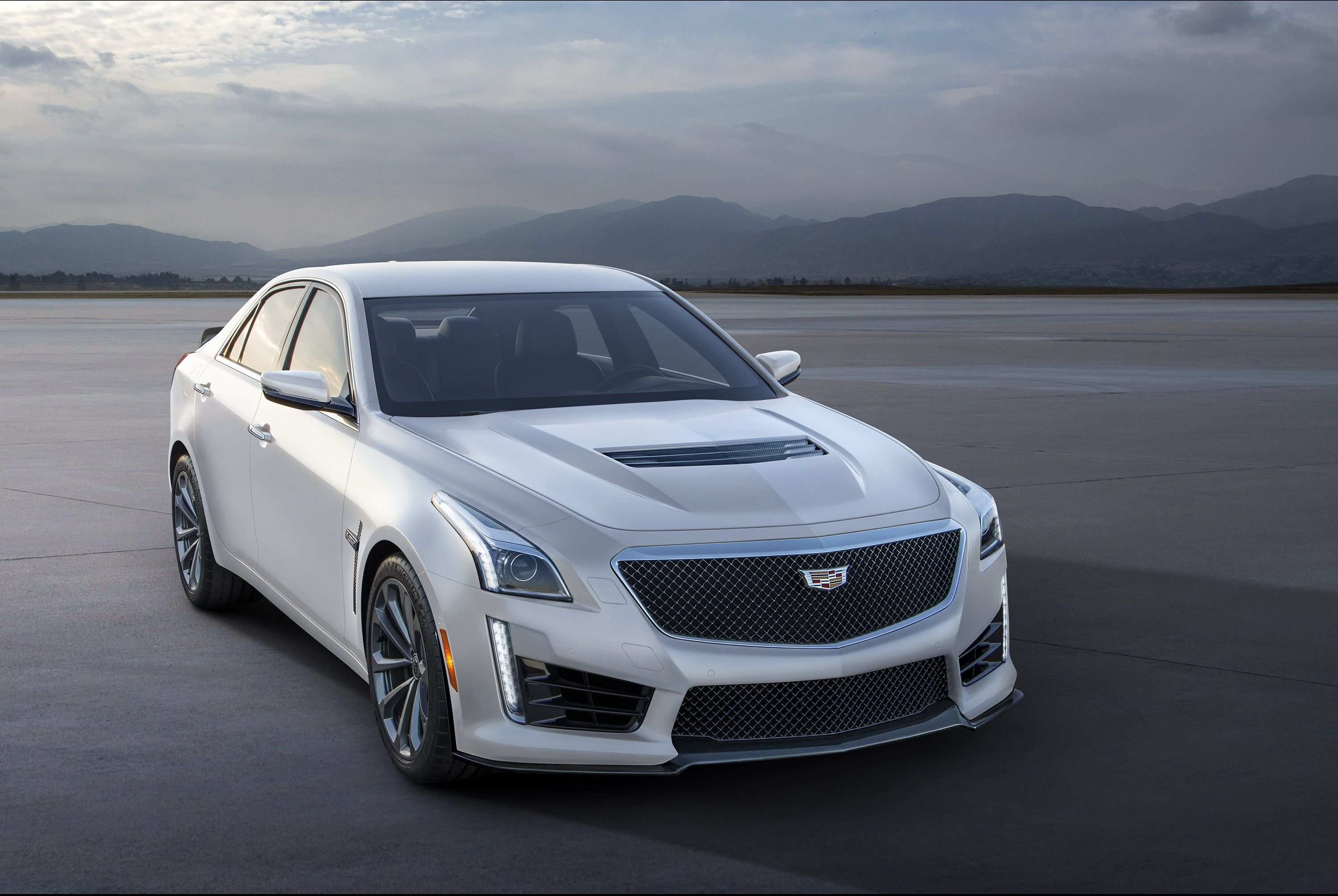 13 The 2020 Cadillac Cars Exterior