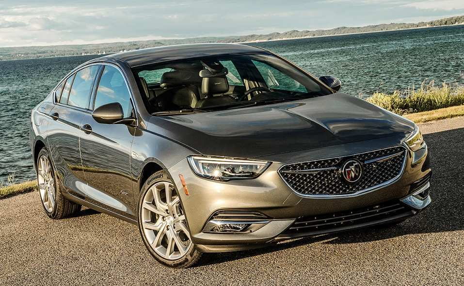 13 The Best 2019 Buick Sportback Review And Release Date