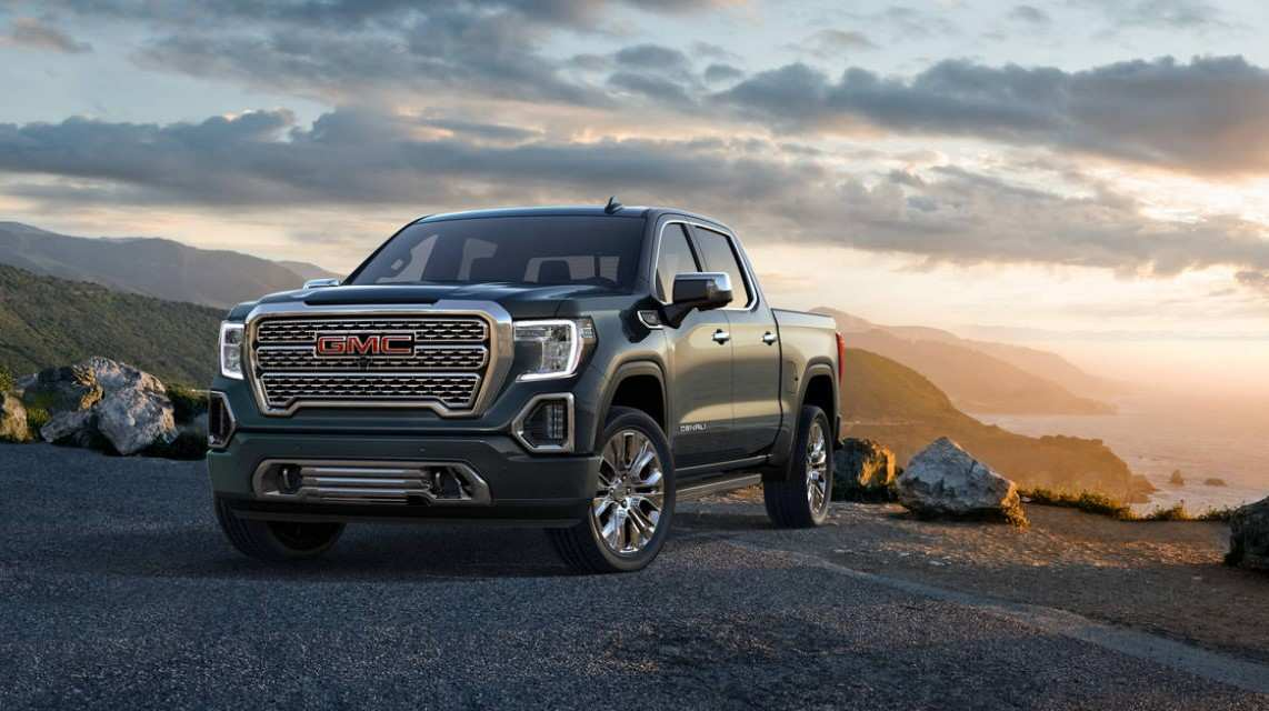 13 The Best 2019 Gmc Concept Specs