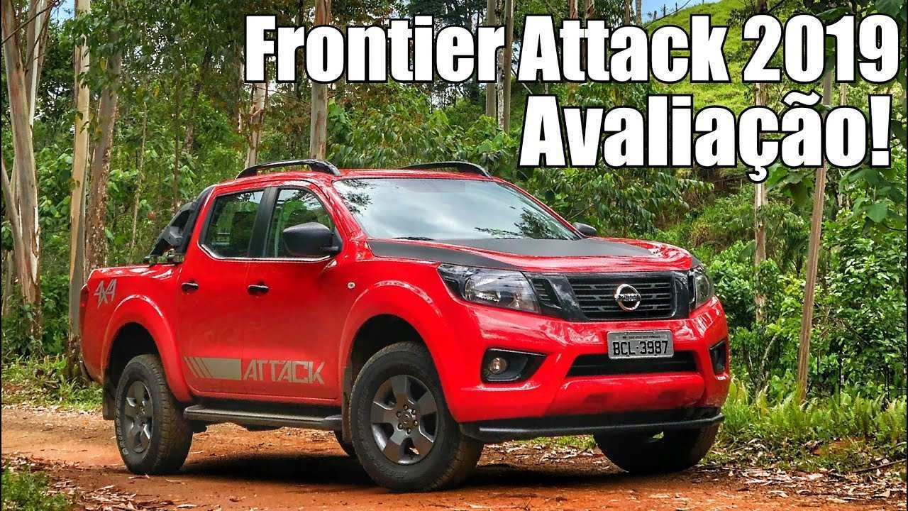 13 The Best 2019 Nissan Frontier Attack Review