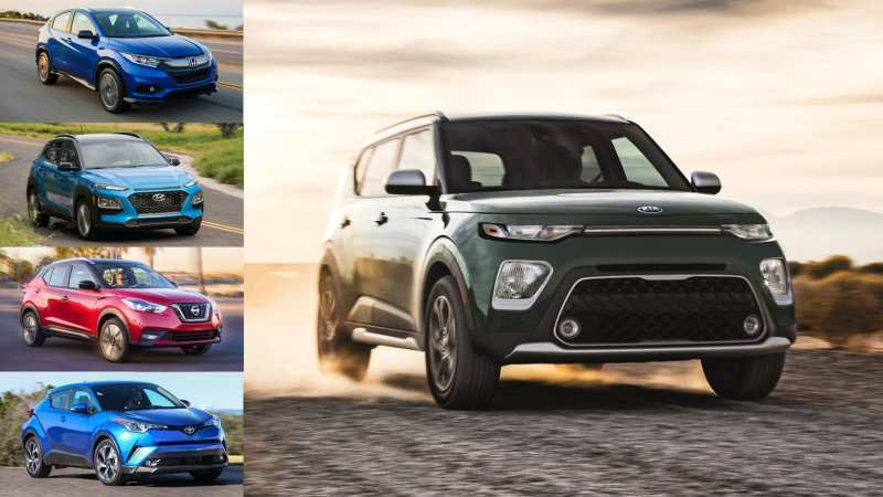 13 The Best 2020 Kia Soul Vs Honda Hrv Performance And New Engine