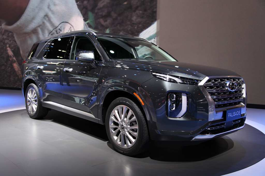 13 The Best When Will The 2020 Hyundai Palisade Be Available Specs