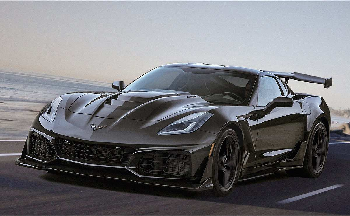 14 A 2019 Chevrolet Corvette Zr1 Review