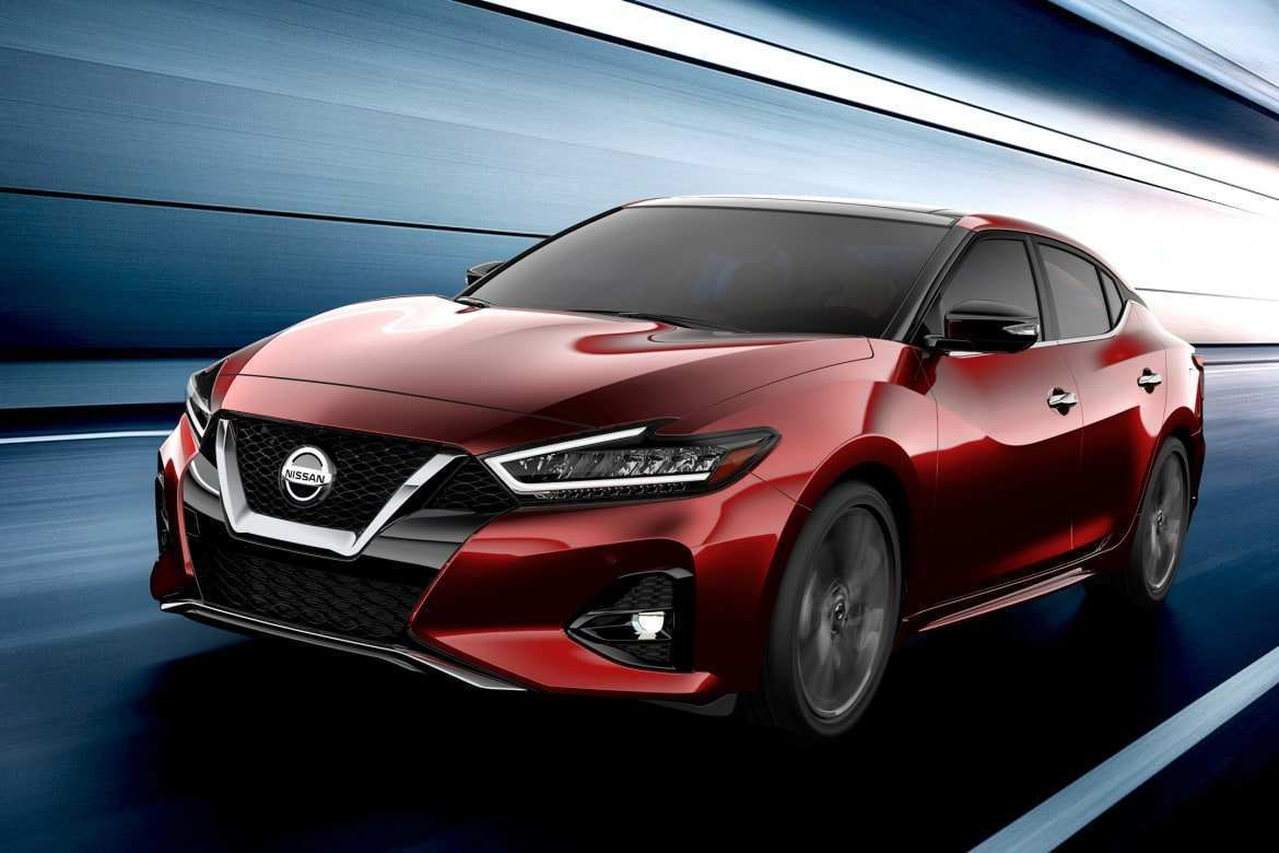 14 A 2019 Nissan Cars Wallpaper