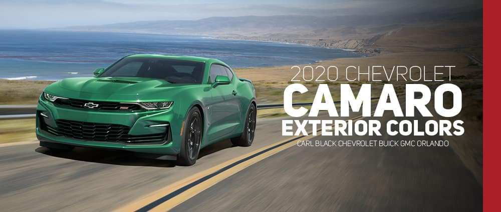 14 A 2020 Chevrolet New Vehicles Redesign