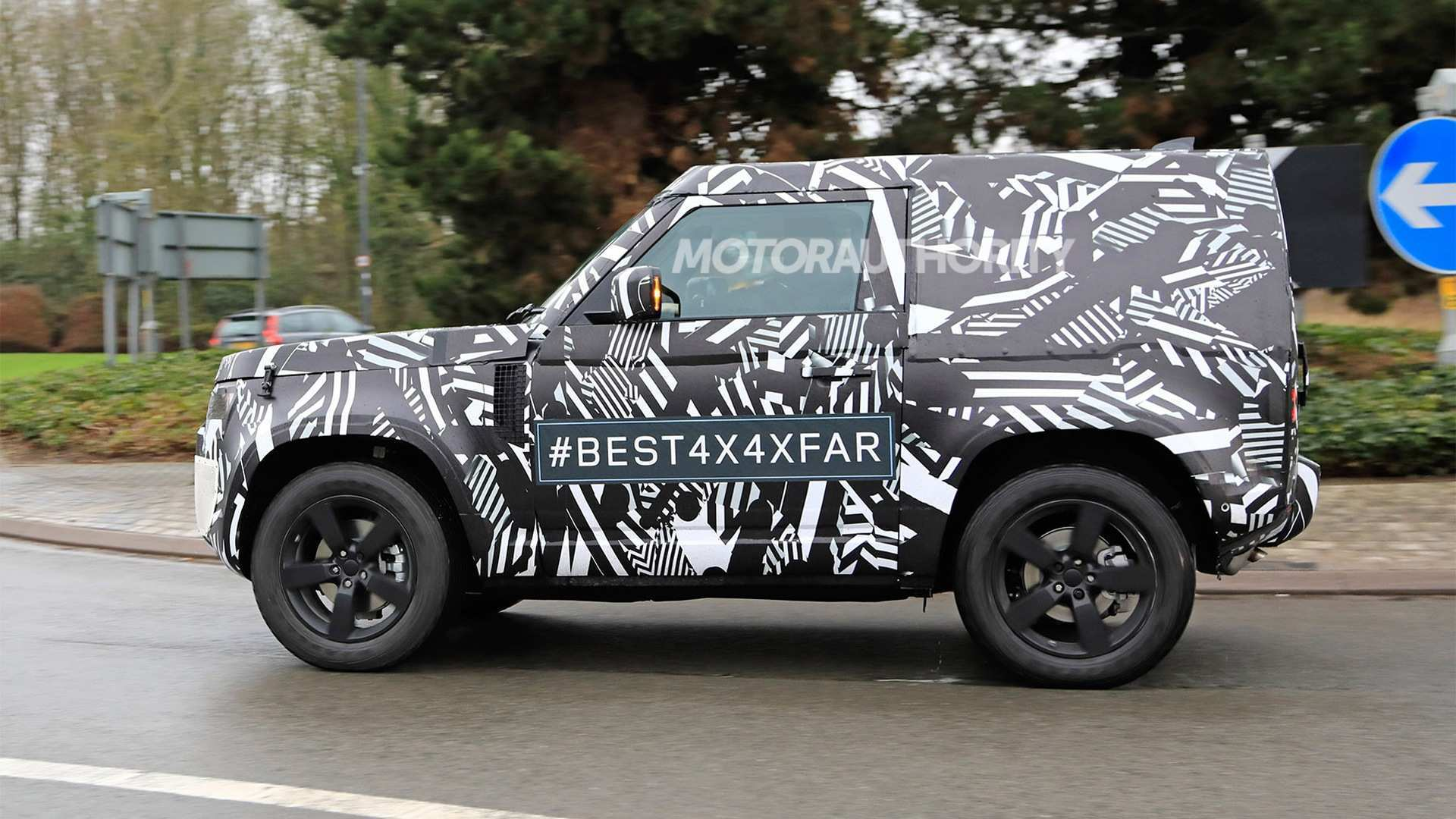 14 A Jeep Defender 2020 History