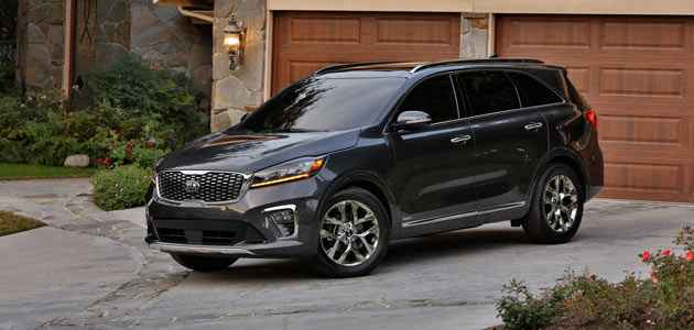14 All New 2019 Kia Sorento Review Speed Test
