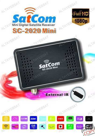 14 All New Satcom Sc 2020 Mini Iptv Rumors