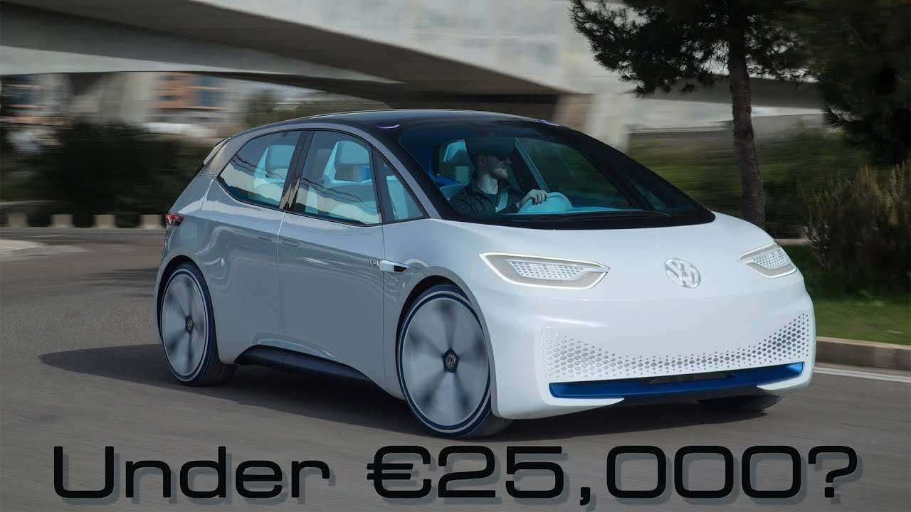 14 All New Volkswagen Elettrica 2020 Price And Review