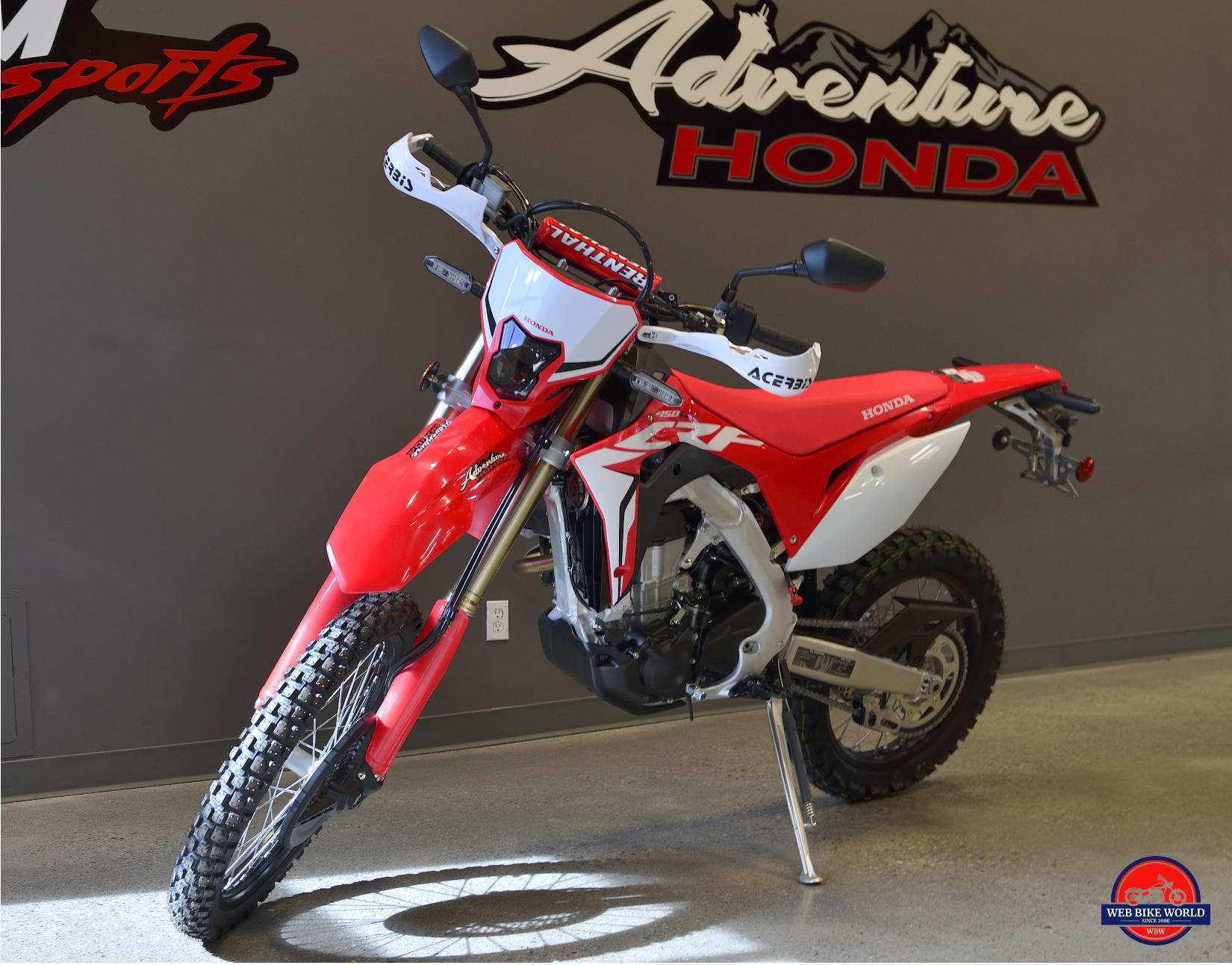 14 Best 2019 Honda Crf450L Price And Release Date