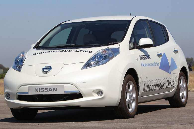 14 Best Nissan 2020 Self Driving Cars First Drive