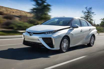 14 Best Toyota Mirai 2020 2 Redesign And Review