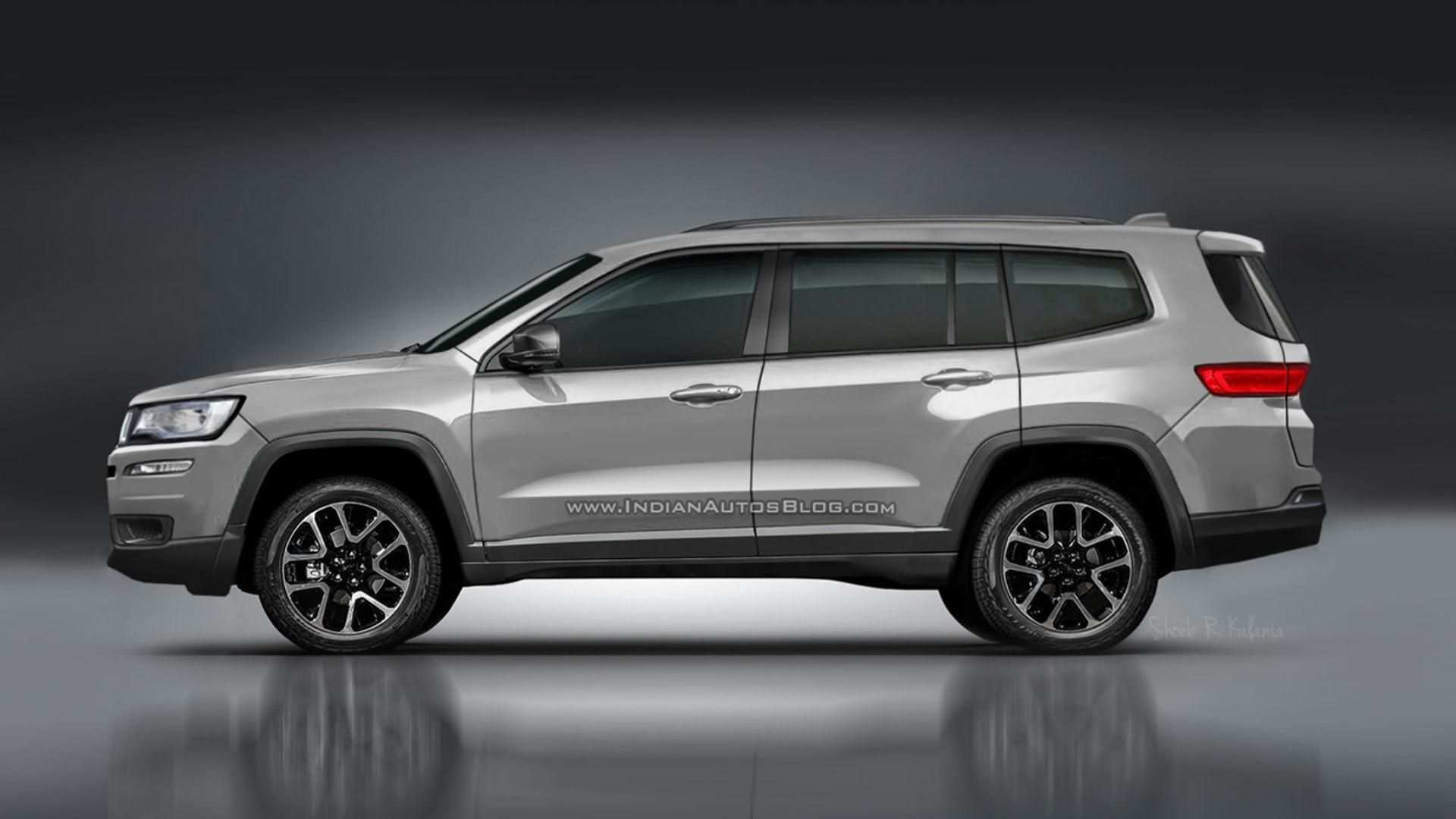 14 New 2019 Jeep 7 Passenger Picture