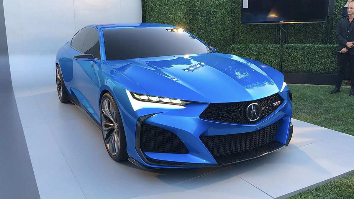 14 New 2020 Acura Tlx Type S Pictures