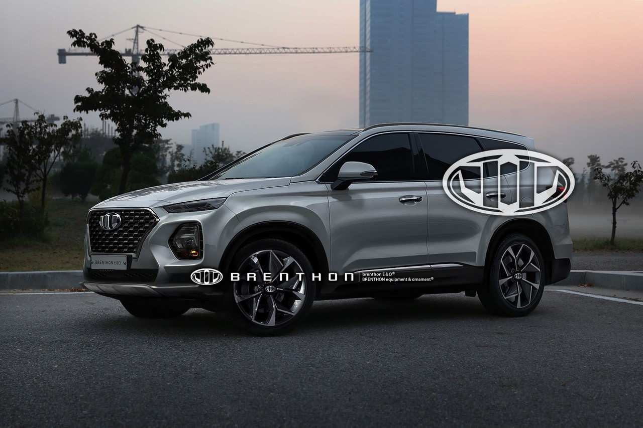 14 New Hyundai Grand Santa Fe 2020 New Review