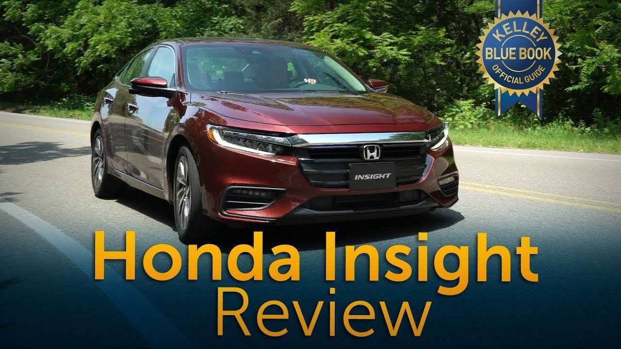 14 The 2019 Honda Insight Review Review And Release Date