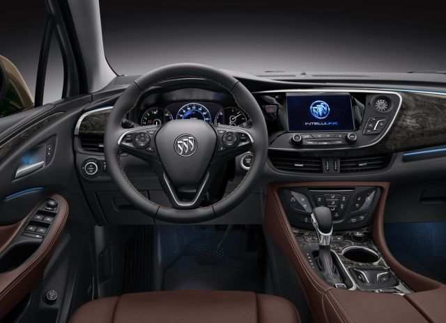 14 The 2020 Buick Enclave Interior Price