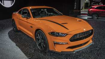 14 The 2020 Ford Mustang Gt Exterior