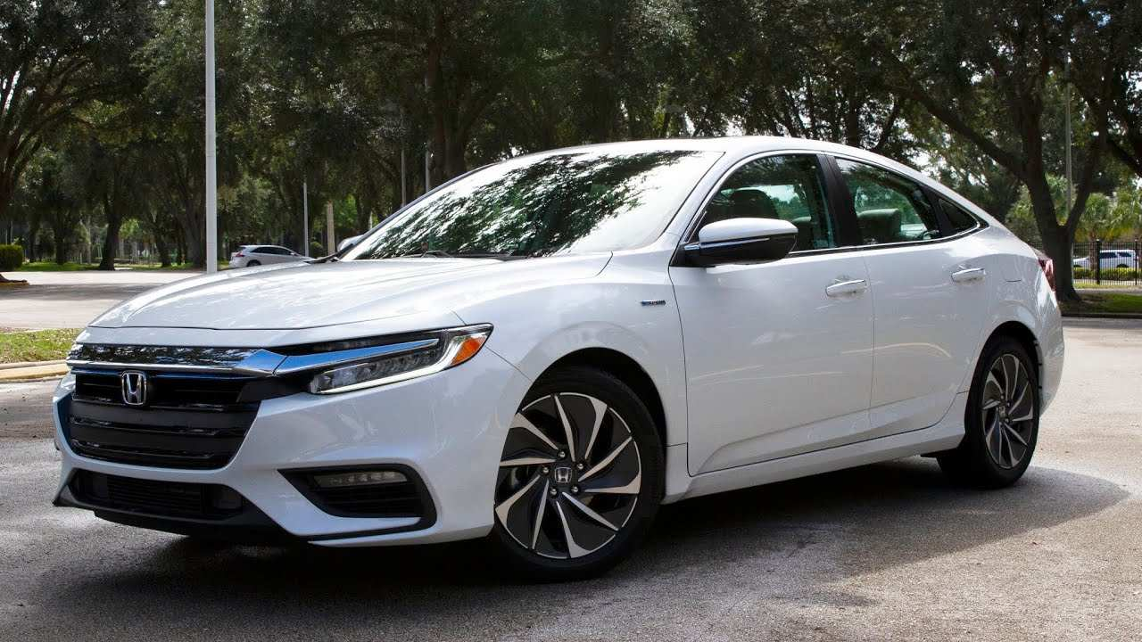 14 The Best 2019 Honda Insight Review Reviews