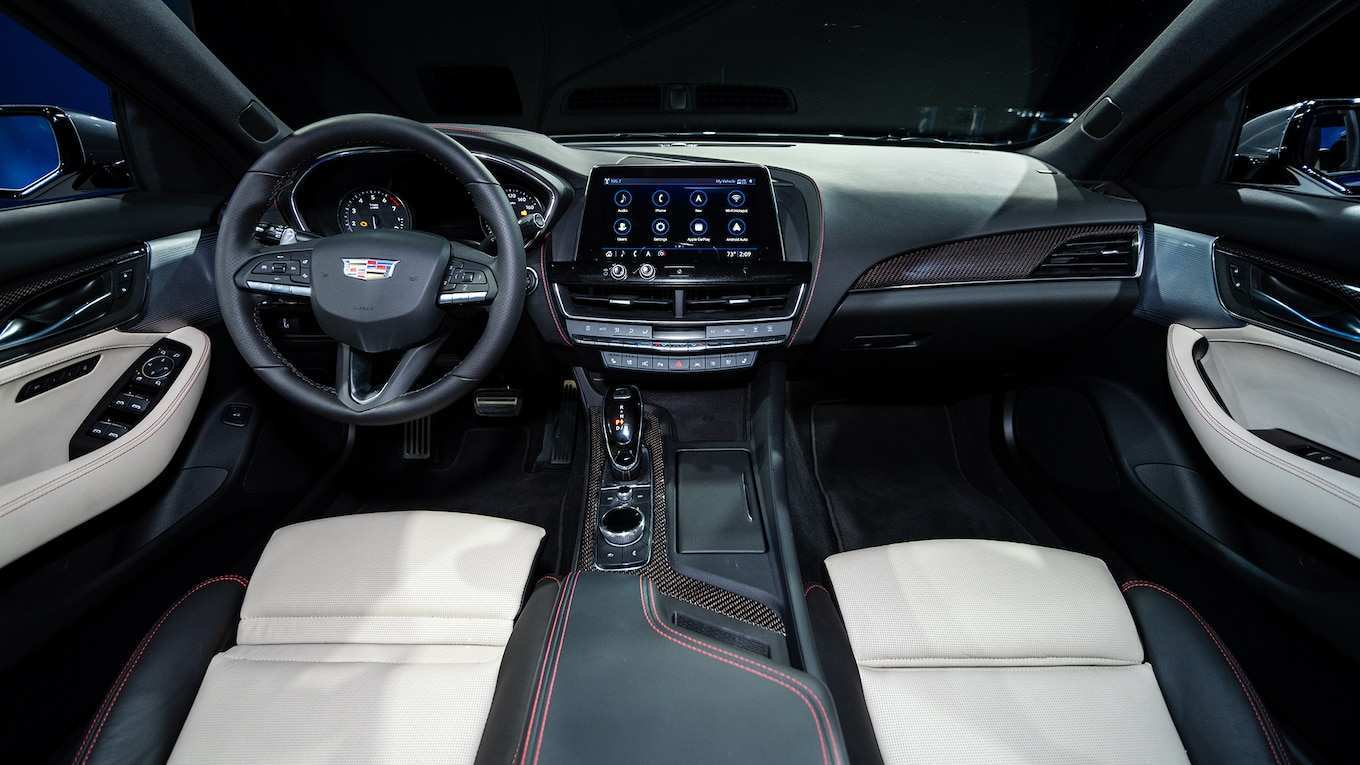 14 The Best 2020 Cadillac Ct5 Interior Price And Review