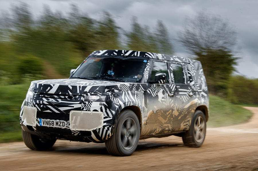 14 The Best 2020 Land Rover Price
