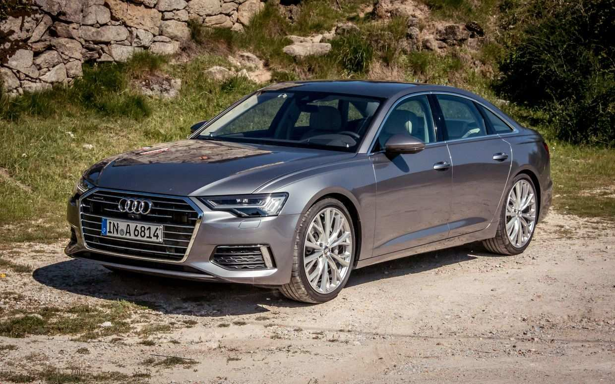 14 The Best Audi A6 2020 Images