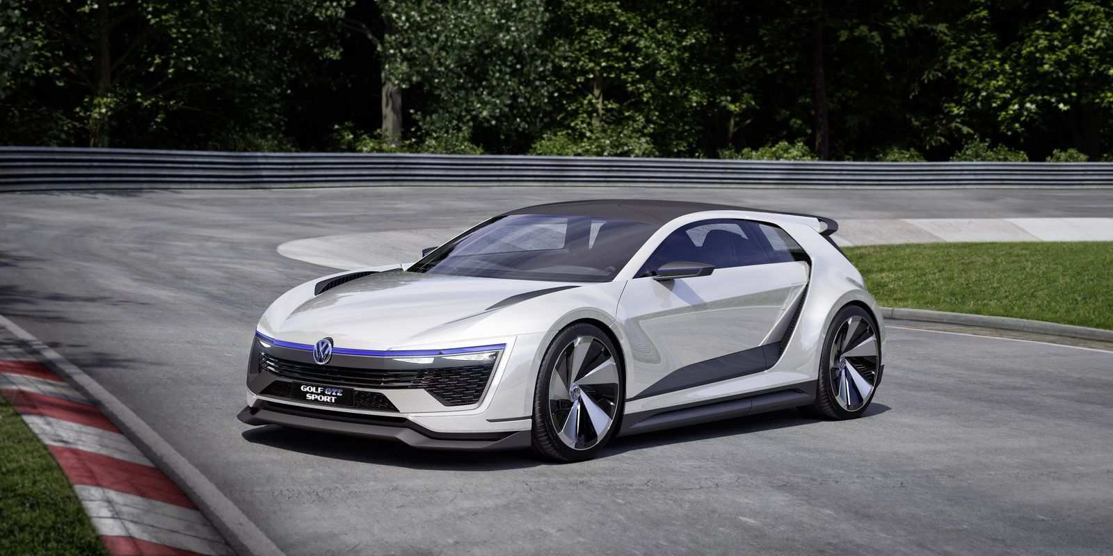 14 The Best Volkswagen Golf Hybrid 2020 Concept And Review