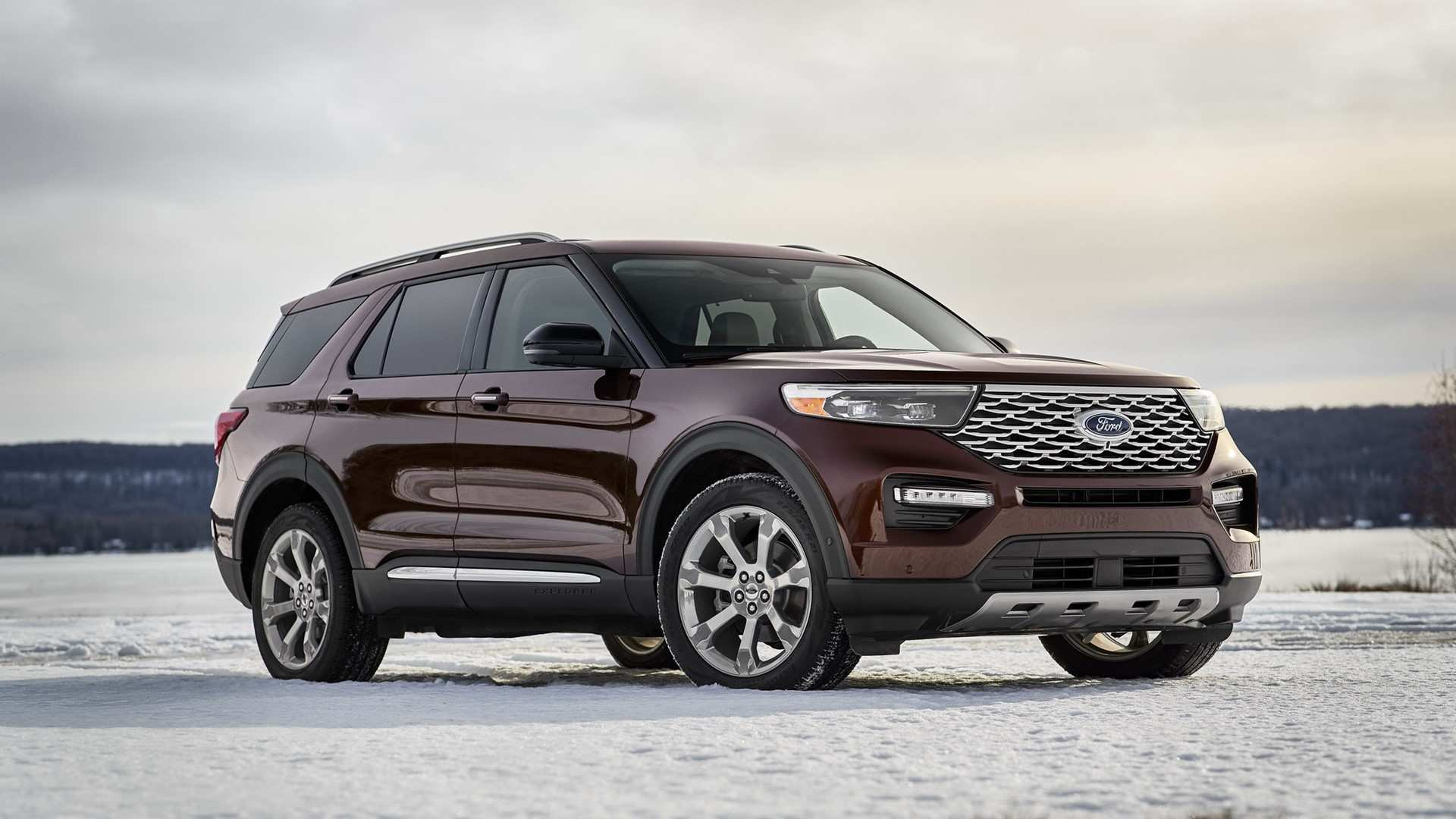 14 The Ford Unveils The New 2020 Explorer Photos