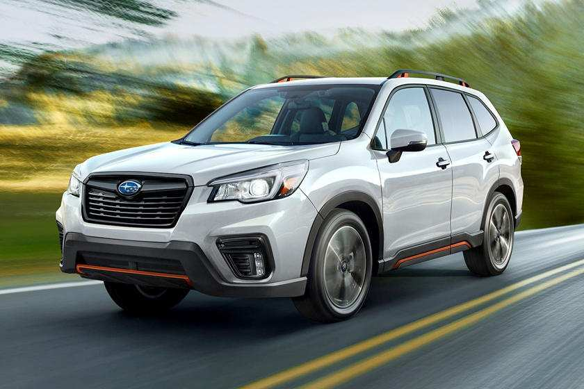 14 The Subaru Forester 2020 Review Photos