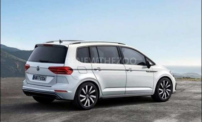 14 The Volkswagen Sharan 2020 Photos