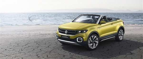 14 The Volkswagen T Roc Cabrio 2020 Prices