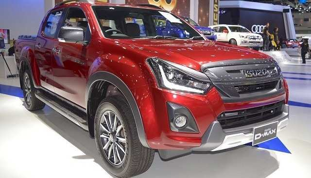 15 A 2020 Isuzu Exterior And Interior